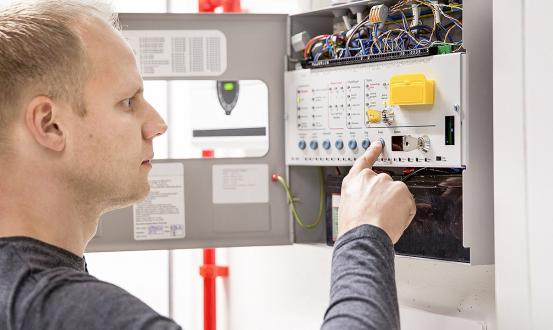 Niceic Fire Detection Fire Alarm Systems apprenticeships