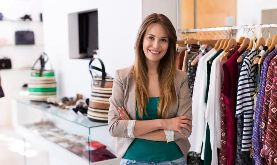 Retail courses and training